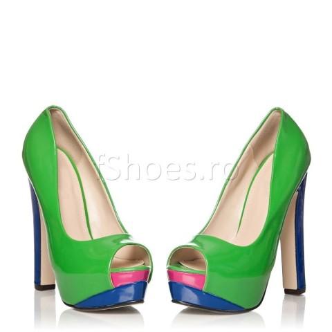pantofi-fresh-verde